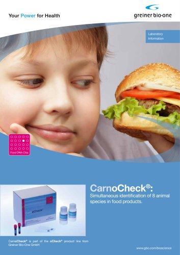 CarnoCheck®