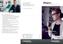Digital dictation