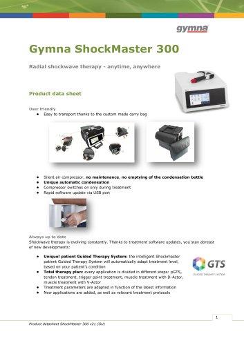 Gymna ShockMaster 300