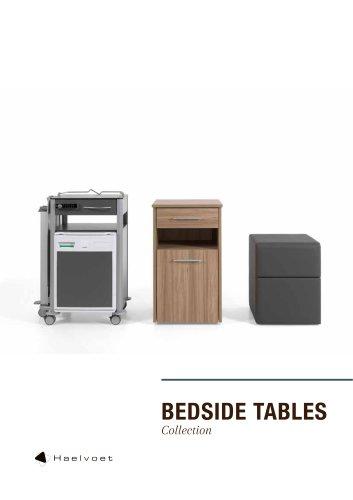 Haelvoet bedside tables