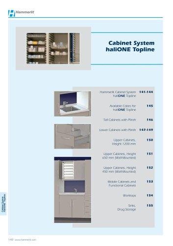 Cabinet System haliONE