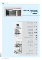 Lab and Cleanroom Equipment halitec ®