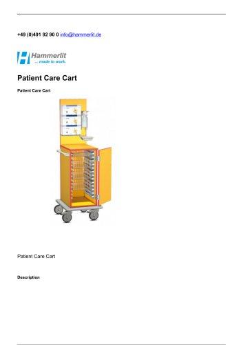 Patient Care Cart