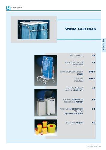 Waste collectors