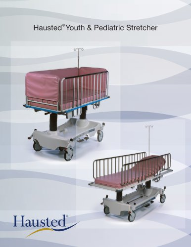 Horizon Pediatric Transport Stretcher