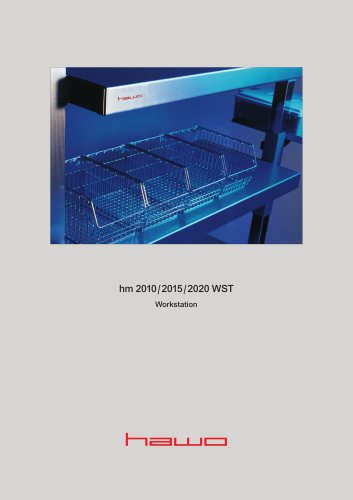 hm 2010 / 2015 / 2020 WST Workstation