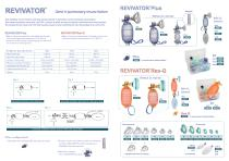 REVIVATOR - Manual Resuscitators - 2