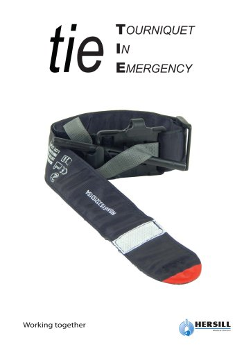 TIE -Tourniquet In Emergency