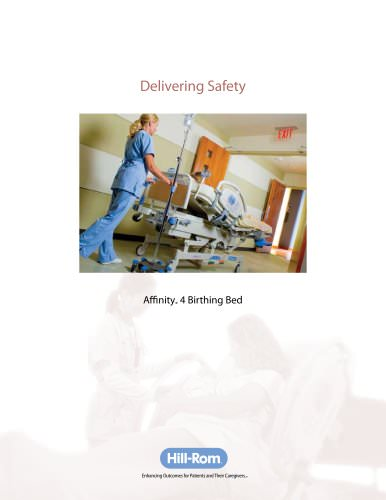 Affinity ® 4 Birthing Bed