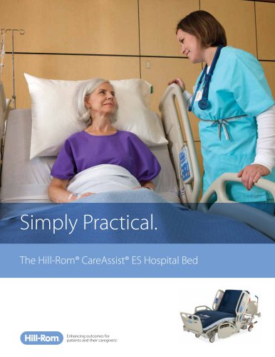 CareAssist® ES Medical Surgical Bed