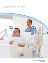 Compella™ Bariatric Bed