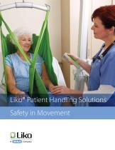 Liko® Patient Handling Solutions