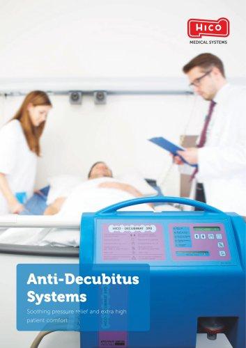 Anti-Decubitus Systems