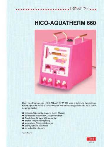 HICO-Aquatherm 660