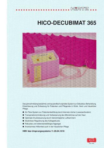 HICO-Decubimat 365