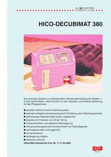 HICO-Decubimat 380
