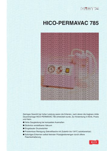 HICO-Permavac 785