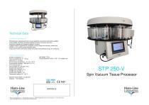 STP250-V automatic vacuum spin tissue processor