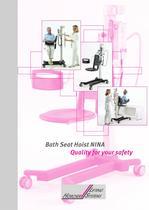 Bath Seat Hoist NINA