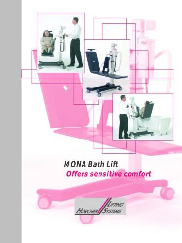 Bath Stretcher Hoist MONA