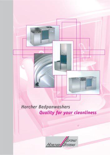 Bedpanwashers
