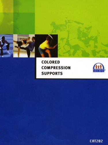 COLORED COMPRESSION SUPPORT