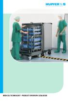 MEDICAL TECHNOLOGY - PRODUCT OVERVIEW CATALOGUE