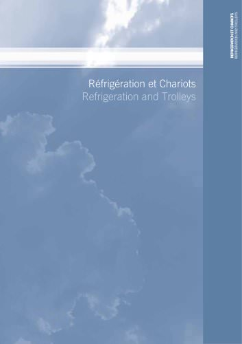 Refrigeration and Trolleys