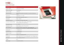 Minitecno - Technical specifications - 1