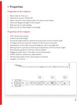 PHL - Proximal Humeral Locking Plate - 7