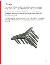 PRL - PROlock Radius Locking Plate - 5