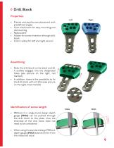 PRL - PROlocking Radius Locking Plate 2.0 - 9