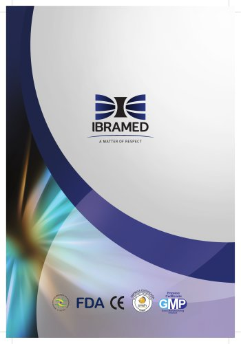 IBRAMED complete catalog