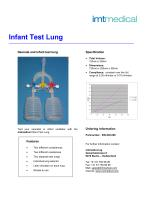 Infant Test Lung