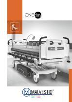 ONEday day hospital electric stretcher