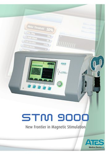 STM 9000 New Frontier in Magnetic Stimulation