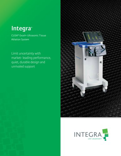 CUSA® Excel+ Ultrasonic Tissue Ablation System