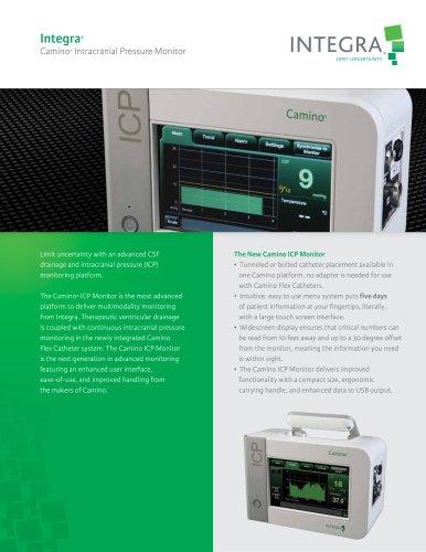 Integra® Camino® Intracranial Pressure Monitor
