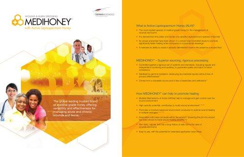 MediHoney® Brochure