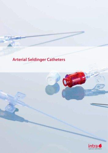 Arterial Seldinger Catheters