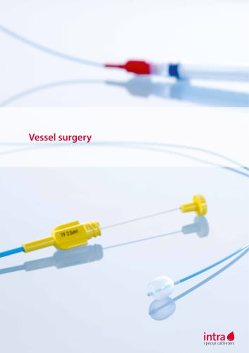 Vessel surgery