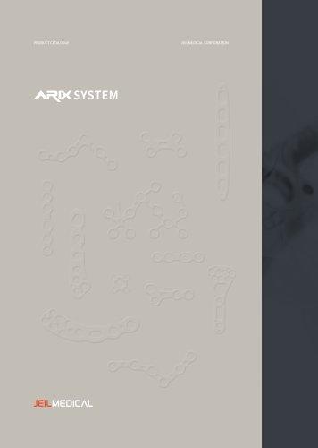 ARIX System Product Catalog