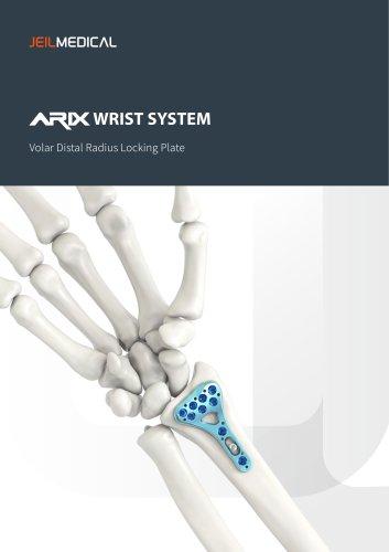 ARIX WRIST SYSTEM