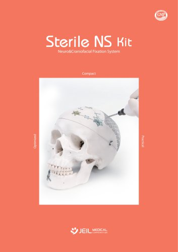 Cranial - Sterile NS Kit