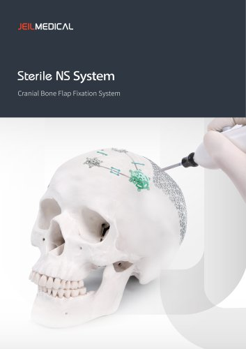 Cranial - Sterile NS System