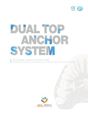 Orthodontic - Anchor Plate System