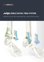 Orthopedic - ARIX Ankle System - Distal Tibia SMO and Fusion - 1