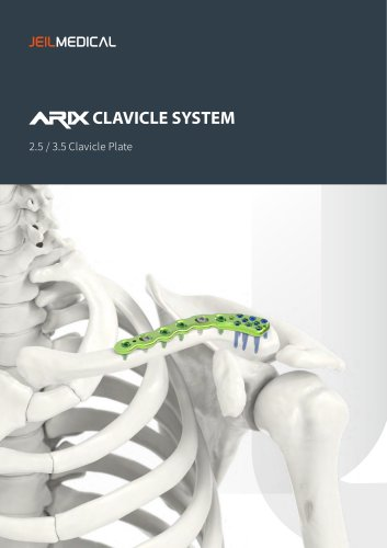 Orthopedic - ARIX Clavicle System