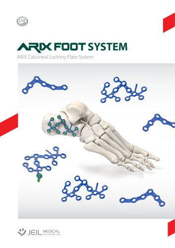 Orthopedic - ARIX Foot System Calcaneal