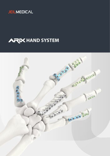 Orthopedic - Arix Hand System